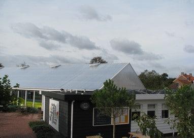 renesse camping de wijde blick sundisc solar systems. Black Bedroom Furniture Sets. Home Design Ideas