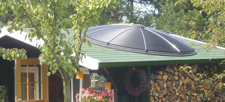 Een plat dak of een schuin dak