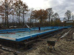 Zwembad de Spetter maakt zich klaar voor de toekomst